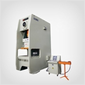 JH31系列半闭式单点固定台压力机