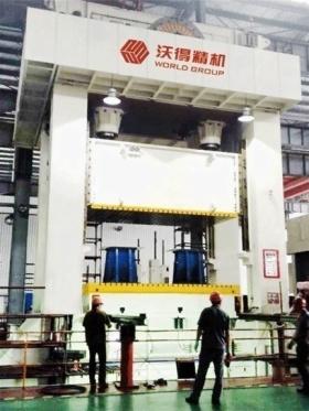 JL39系列闭式四点多连杆压力机