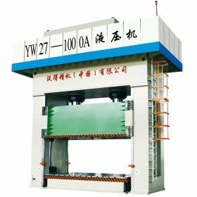 YW27单动薄板拉伸液压机
